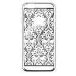 Чехол Devia Crystal Baroque для Apple iPhone SE (Silvery, пластиковый)