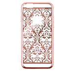 Чехол Devia Crystal Baroque для Apple iPhone SE (Champagne Gold, пластиковый)