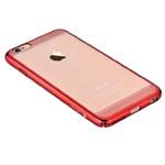 Чехол Comma Brightness 360 для Apple iPhone 6S (красный, пластиковый)