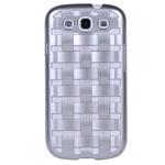 Чехол X-doria Engage Form case для Samsung Galaxy S3 i9300 (серебристый, пластиковый)