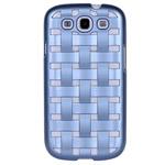 Чехол X-doria Engage Form case для Samsung Galaxy S3 i9300 (голубой, пластиковый)