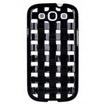 Чехол X-doria Engage Form case для Samsung Galaxy S3 i9300 (черный, пластиковый)