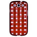 Чехол X-doria Engage Form case для Samsung Galaxy S3 i9300 (красный, пластиковый)