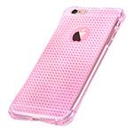 Чехол Vouni Anti Shock Glitter case для Apple iPhone 6S (розовый, гелевый)