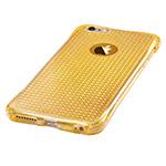 Чехол Vouni Anti Shock Glitter case для Apple iPhone 6S (золотистый, гелевый)