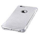 Чехол Vouni Anti Shock Glitter case для Apple iPhone 6S (прозрачный, гелевый)