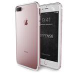 Чехол X-doria Defense Edge для Apple iPhone 7 plus (розово-золотистый, маталлический)