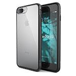 Чехол X-doria Scene Case для Apple iPhone 7 plus (черный, пластиковый)