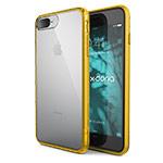 Чехол X-doria Scene Case для Apple iPhone 7 plus (желтый, пластиковый)
