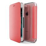 Чехол X-doria Engage Folio case для Apple iPhone 7 plus (розовый, кожаный)