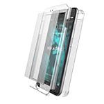 Чехол X-doria Defense 360 Glass для Apple iPhone 7 plus (прозрачный, пластиковый)