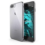 Чехол X-doria GelJacket case для Apple iPhone 7 plus (прозрачный, гелевый)