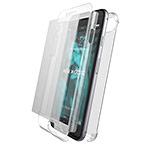 Чехол X-doria Defense 360 Glass для Apple iPhone 7 (прозрачный, пластиковый)