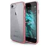 Чехол X-doria ClearVue для Apple iPhone 7 (розовый, пластиковый)