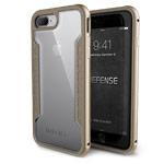 Чехол X-doria Defense Shield для Apple iPhone 7 plus (золотистый, маталлический)