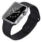 Чехол Devia Smart case для Apple Watch 38 мм (прозрачный, пластиковый)