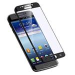 Защитная пленка Yotrix 3D Glass Protector для Samsung Galaxy S7 edge (стеклянная, черная)