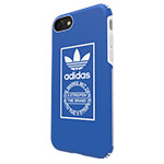 Чехол Adidas Hard Cover для Apple iPhone 7 (синий, пластиковый)