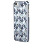 Чехол X-doria Engage Form Case для Apple iPhone 5 (серебристый, пластиковый)