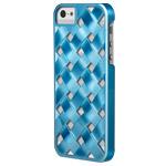 Чехол X-doria Engage Form Case для Apple iPhone 5 (темно-синий, пластиковый)