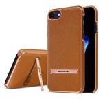 Чехол Nillkin M-Jarl series для Apple iPhone 7 (коричневый, кожаный)