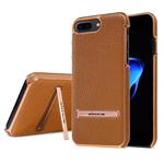 Чехол Nillkin M-Jarl series для Apple iPhone 7 plus (коричневый, кожаный)