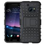 Чехол Yotrix Shockproof case для HTC 10/10 Lifestyle (черный, пластиковый)