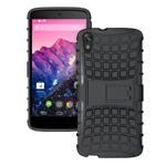 Чехол Yotrix Shockproof case для HTC Desire 828 (черный, пластиковый)