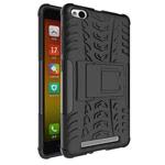 Чехол Yotrix Shockproof case для Xiaomi Redmi 3 (черный, пластиковый)