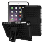 Чехол Yotrix Shockproof case для Apple iPad mini 4 (черный, пластиковый)