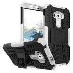 Чехол Yotrix Shockproof case для Asus Zenfone 3 ZE552KL (белый, пластиковый)