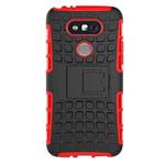 Чехол Yotrix Shockproof case для LG G5 (красный, пластиковый)