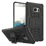 Чехол Yotrix Shockproof case для Samsung Galaxy Note 7 (черный, пластиковый)