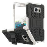Чехол Yotrix Shockproof case для Samsung Galaxy Note 7 (белый, пластиковый)