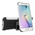 Чехол Yotrix Shockproof case для Samsung Galaxy S7 edge (белый, пластиковый)