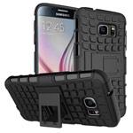 Чехол Yotrix Shockproof case для Samsung Galaxy S7 (черный, пластиковый)