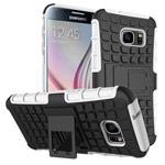 Чехол Yotrix Shockproof case для Samsung Galaxy S7 (белый, пластиковый)