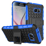 Чехол Yotrix Shockproof case для Samsung Galaxy S7 (синий, пластиковый)