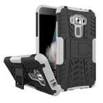 Чехол Yotrix Shockproof case для Asus Zenfone 3 ZE520KL (белый, пластиковый)