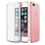 Чехол Yotrix UltrathinCase для Apple iPhone 7 plus (прозрачный, гелевый)