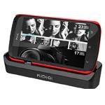 Dock-станция KiDiGi Case Cradle для HTC One S Z520e (черная)