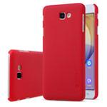 Чехол Nillkin Hard case для Samsung Galaxy J5 Prime (красный, пластиковый)