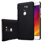 Чехол Nillkin Hard case для Xiaomi Mi 5s plus (черный, пластиковый)