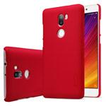 Чехол Nillkin Hard case для Xiaomi Mi 5s plus (красный, пластиковый)