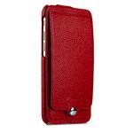 Чехол Melkco Premium Jacka Pocket Type для Apple iPhone 7 (красный, кожаный)