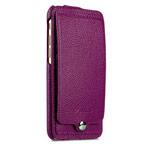 Чехол Melkco Premium Jacka Pocket Type для Apple iPhone 7 (фиолетовый, кожаный)