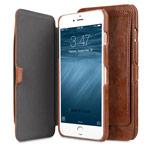 Чехол Melkco Premium Booka Pocket Type для Apple iPhone 7 (коричневый, кожаный)