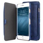 Чехол Melkco Premium Booka Pocket Type для Apple iPhone 7 (темно-синий, кожаный)