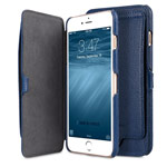 Чехол Melkco Premium Booka Pocket Type Lai для Apple iPhone 7 (синий, кожаный)