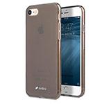 Чехол Melkco Poly Jacket case для Apple iPhone 7 (серый, гелевый)